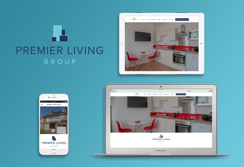 New Website for Premier Living Group