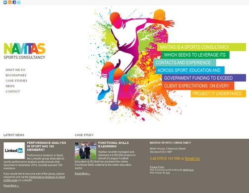 Navitas Website Launched
