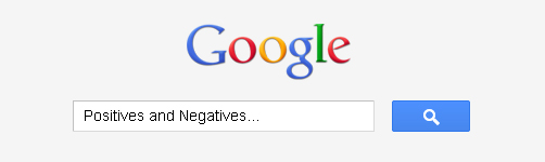 Positives and Negatives of Search in 2012