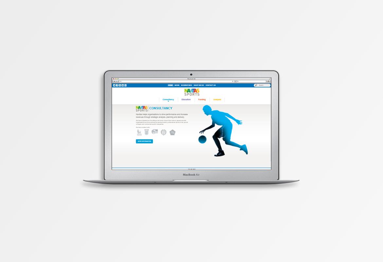 Responsive Web Design for Navitas Sports & FilmMyMatch